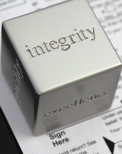 Bussiness integrity