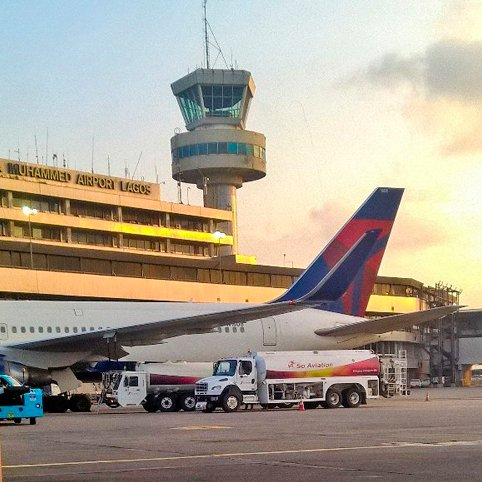 Image of Lagos Airport